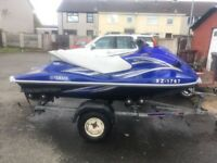 Yamaha VX Deluxe Jet ski. 2007, 33 Hours, just serviced