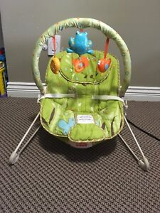 Bouncer seat ($25)