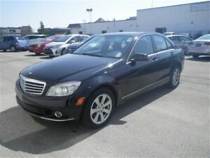 2011 Mercedes-Benz C-Class 4matic | Heated Leather | Backup CAM