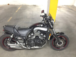 2007Yamaha  V-max 1200 Low mileage