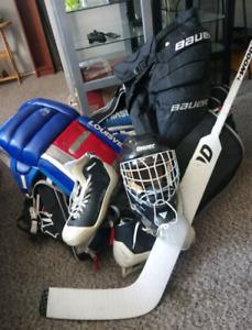 Full adult goalie gear for 500 OBO
