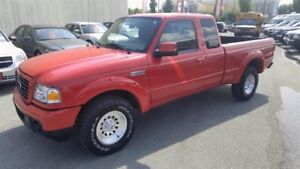 2008 Ford Ranger SuperCab