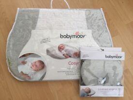 Baby wedge baby moov