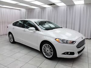 2014 Ford Fusion SE ECOBOOST SEDAN w/ BLUETOOTH, DUAL CLIMATE, H