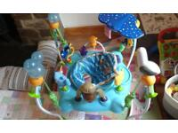 finding nemo musical baby bouncer