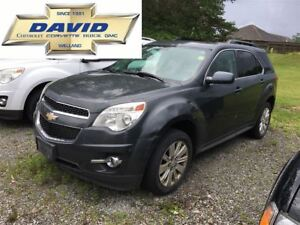 2011 Chevrolet Equinox 1LT V6 AWD, AS TRADED