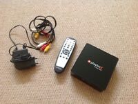 Playbox HD Media Player with remote control