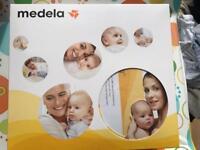 Medela swing breastpump as new