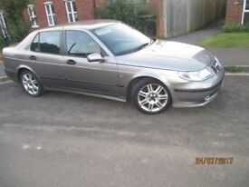 SAAB 9-5 VECTOR AUTO 2006 SPARES OR REPAIR