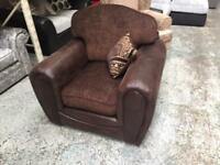 Armchair with cushion ( new )