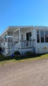 Sandy Beach Park Model Trailer - Only Steps Away from the BEACH!