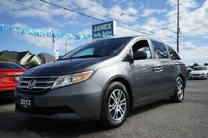 2013 Honda Odyssey EX ACCIDENT FREE | ONE OWNER | PWR DOORS |...