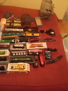 h o train set huge lot