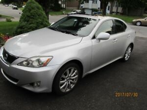 2006 Lexus IS250 Sedan