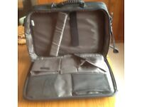 Good quality bag - for larger laptop.