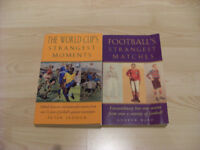 2 Football Themed Books - Funny Stories