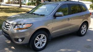 2011 Hyundai Santa Fe GL Premium FWD, with Warranty