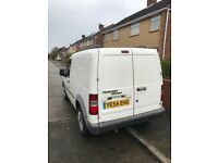 Ford Transit connect 54 plate