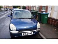 Im selling my daihatsu sirion automatic vgc low mileage
