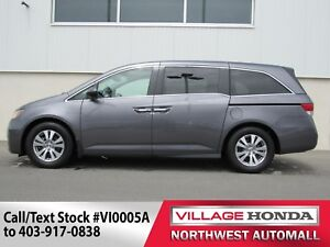 2014 Honda Odyssey EX-L RES | Leather | DVD | Sunroof |