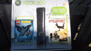 XBOX 360 Elite Live 120GB HDD WiFi Two Controllers GREAT!!!
