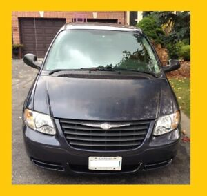2007 Chrysler Town & Country Basic Minivan
