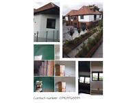 Building services, loft conversion, house extension.