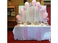 Kids parties and other event decor