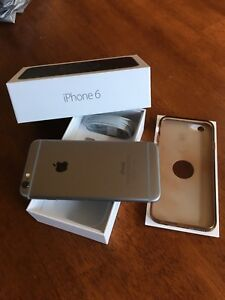 . iPhone 6  Space Grey   ★ Rogers ★