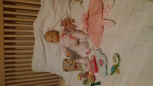 American Girl Bitty Baby Doll Collection (Elora)