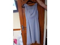 Watters and watters lilac bridesmaid dress size 8 NEVER BEEN WORN