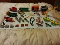 VINTAGE BRITANS METAL FARM TOYS FROM THE 60/70 /80 S