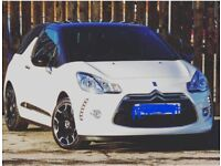 Citroen DS3 for sale, 2 owners, HPI clear with full service history