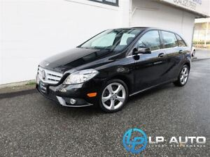 2013 Mercedes-Benz B-Class Sports Tourer $0 Down Financing Avail