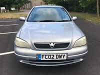 VAUXHALL ASTRA 1.6 PETROL AUTOMATIC WITH FULL SERVICE HISTORY