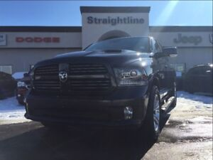 2016 Ram 1500 One Owner, Low Mileage, Local Truck