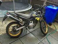 2007 Yamaha xt125