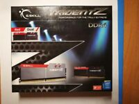 G.SKILL TridentZ DDR4 3400 32GB BRAND NEW , SEALED
