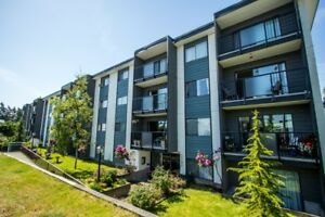 1 bdrm apartment North-Central Nanaimo near mall and services!