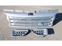 Range Rover Sport - Grille/Vents/Rear Light Units