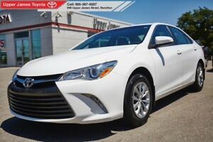 2016 Toyota Camry LE - Toyota Certified