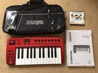 Behringer U-Control UMA25S USB MIDI Keyboard / Controller