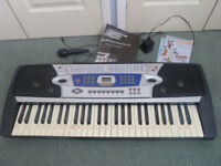 Kids Electric Keyboard with Microphone/Books