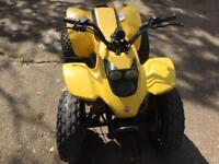 Quad bike ram 100cc