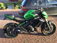 2015 Kawasaki ER 6n mint condition. Not Cbr gsxs gsr ninja gsxr