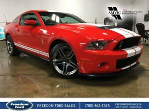 2012 Ford Mustang Supercharged, Leather, Auxiliary Audio Input