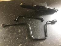 Car jack from Nissan Micra