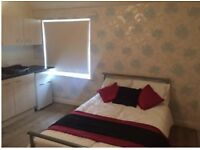 ALL INCLUSIVE newly decorated modern self contained studio flat with all bills included! Avail NOW