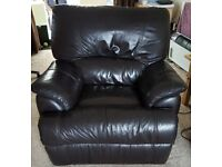 FREE electric recliner Leather chair & sofa