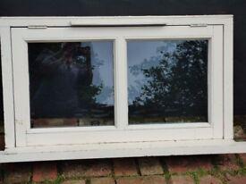 Double Glazed Window Wooden Frame